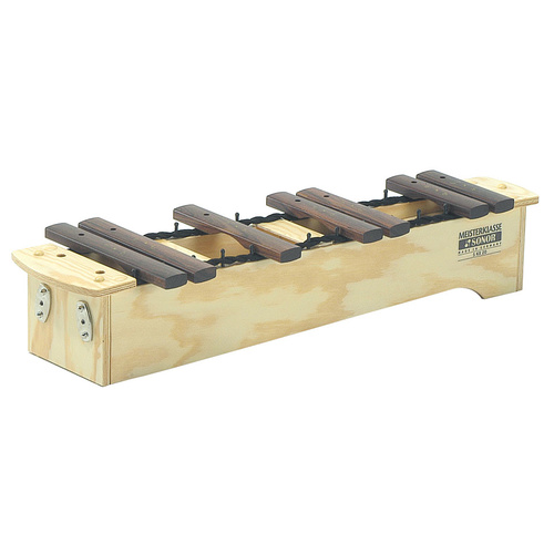 SONOR SKX20 Xylophone 7-bar Chromatic Extension Rosewood bars