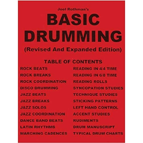 Basic Drumming - Revised Edition
