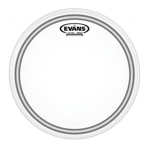 "Evans 8"" EC2 Edge Control Frosted Head"