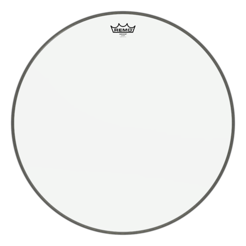 "Remo 22"" Emperor Clear Bass Drum Head"