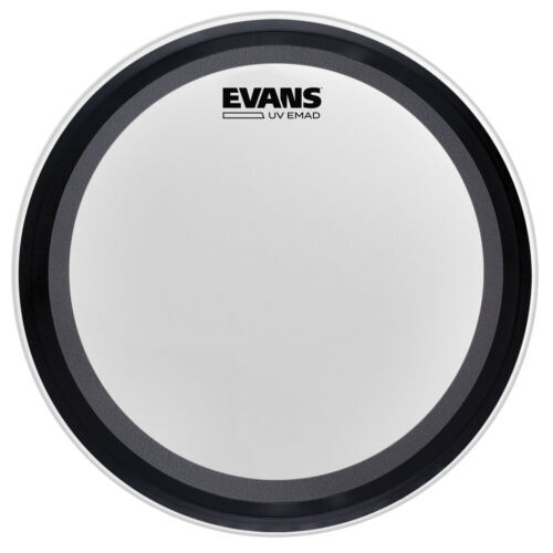 "Evans 22"" Coated UV EMAD (Bass Drum)"