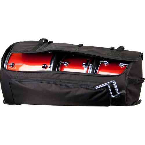 Pro Tec Deluxe Multi-Tom Bag w/wheels