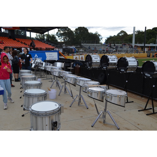 Yamaha Drumline Ensemble - Pre Loved
