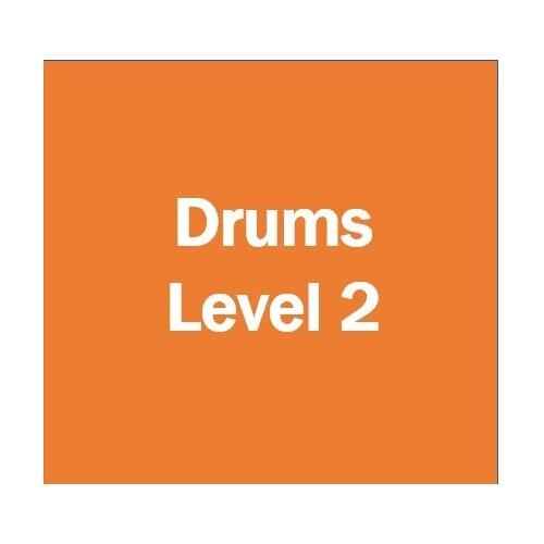 Drums 1 Adult Tuesday 6:45- 7:30pm