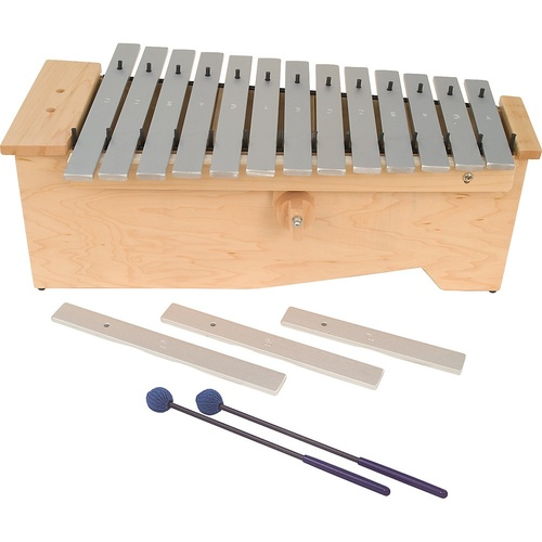 Mitello Alto Diatonic Metallophone