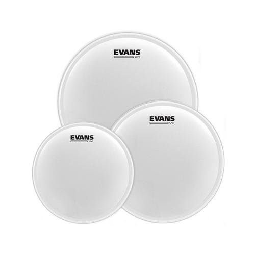 "Evans UV1 Coated Tom Pack-Standard (12"", 13"", 16"")"