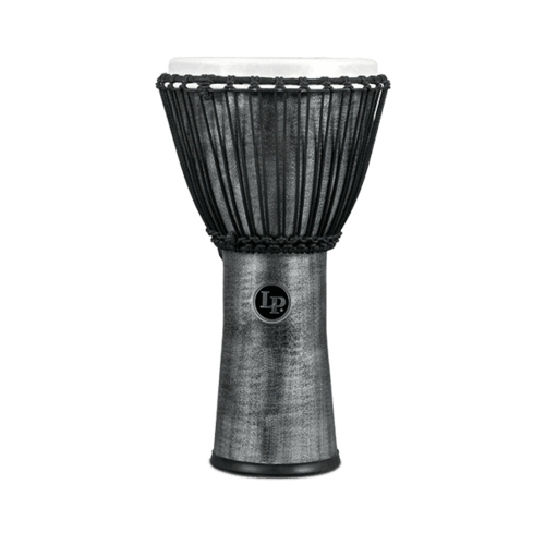 "LP World Beat FX 11"" Rope Tuned Djembe - Grey"