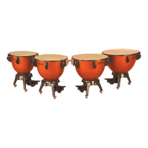 MAJESTIC HARMONIC  Travel Timpani Set of 4