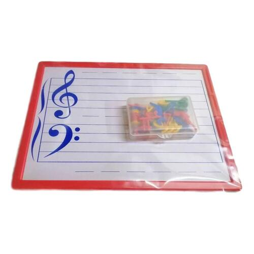 Music Magnetic White Board