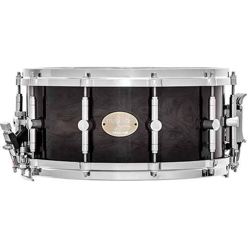 "MAJESTIC 14"" X 6.5"" THICK MAPLE PROPHONIC SNARE DRUM"