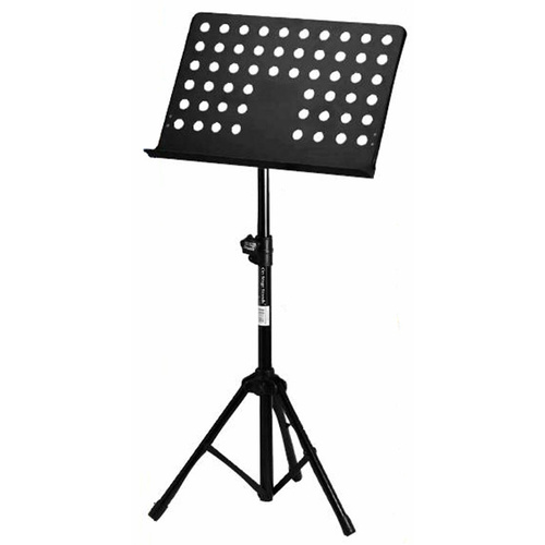 Onstage 7212B Music Stand with Holed Bookplate