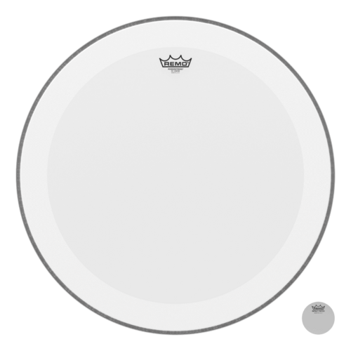 Powerstroke® P4 Coated Bass Drumhead, 24""
