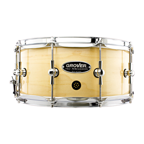 "Grover GSX 6.5"" x 14"" Symphonic Snare Drum"
