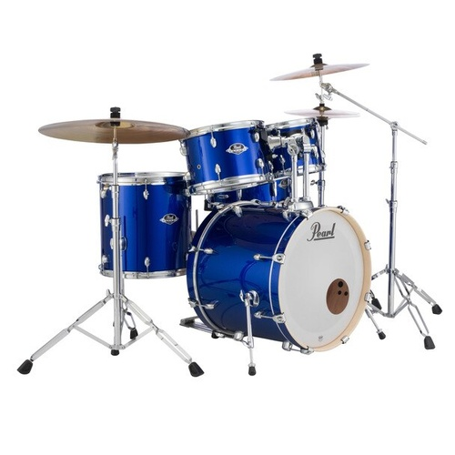 "Pearl EXX 22"" Fusion Plus w/Hardware - High Voltage Blue"