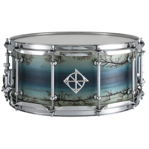Dixon Artisan Enchanted Ash Snare Drum 14 x 6.5