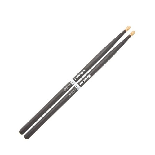 Promark Rebound 565 Painted Hickory 5A Drumsticks - Gray