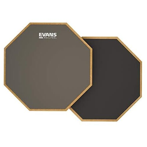"Evans 12"" 2 sided  Practice Pad"
