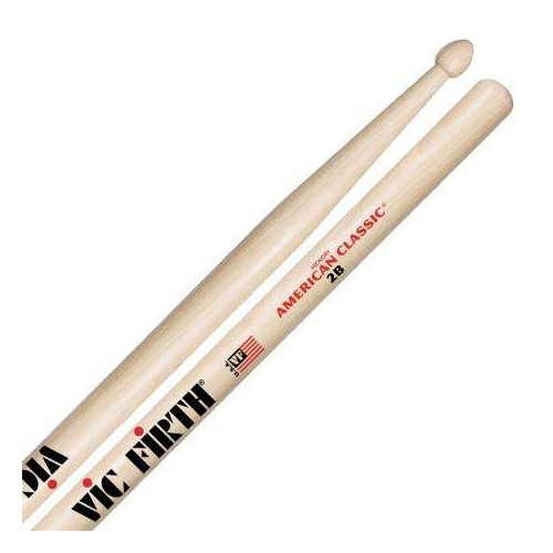 Vic Firth American Classic 2B - Wood Tip