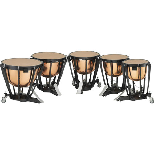 Yamaha TP-7300R Series Timpani set of 4