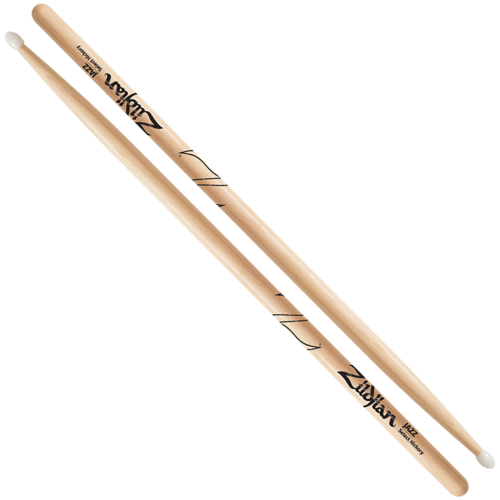 Zildjian Drumsticks Hickory Jazz Nylon Nat
